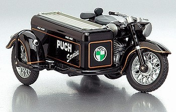 1956 Puch 123cc Rl 125 Scooter View Picture Motorbase